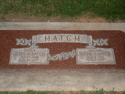 Jeremiah Nickell Hatch