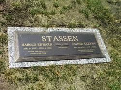 Harold Edward Stassen