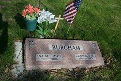 Clarence Burcham