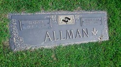 Gladys M <i>Bailey</i> Allman