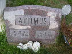 Guy F Altimus