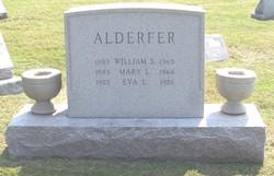 Mary L. <i>Alderfer</i> Alderfer