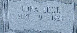 Edna <i>Edge</i> Kaylor