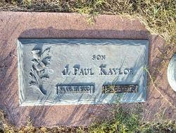 James Paul Kaylor