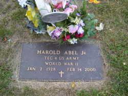 Harold Abel, Jr