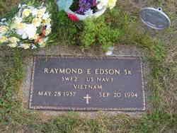 Raymond E Edson, Sr