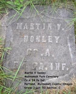 Martin Van Buren Donley