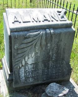 Alexander James Almand