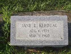 Jane L Kerouac