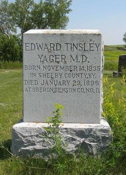 Dr Edward Tinsley Yager