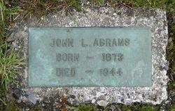 John Lucien Abrams