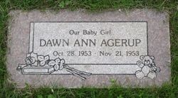Dawn Ann Agerup