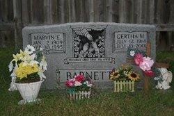 Marvin E Barnett