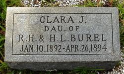 Clara Jane Burel