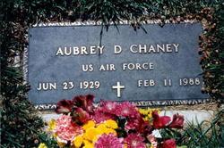 Aubrey Dennis Chick Chaney