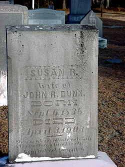 Susan Rachel <i>Martin</i> Dunn