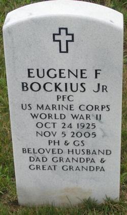 Eugene F. Bock Bockius, II