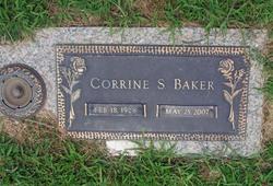 Corrine S <i>Skidmore</i> Baker
