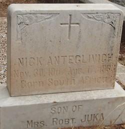 Nick Anteglivich
