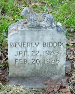 Beverly Biddix