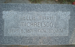 Nellie Maria Michaelson