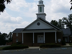 Poplar Springs North Baptist Church Cemetery