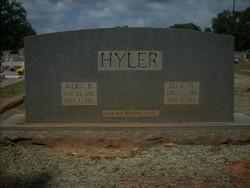 Julius B Hyler