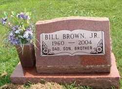 William Frank Bill Brown, Jr