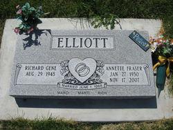 Annette <i>Fraser</i> Elliott