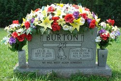 Dorothy <i>McLendon</i> Burton