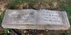 M Alice <i>Moyer</i> Butler