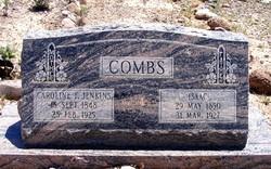 Caroline Frances <i>Jenkins</i> Combs