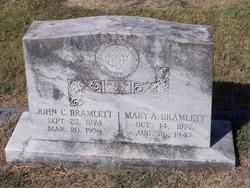 John Clayton Bramlett