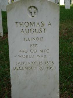 Thomas A August