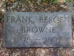 Frank Bergen Browne