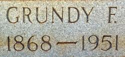 Grundy F. Byrd