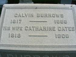Catharine <i>Gates</i> Burrows