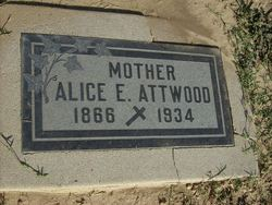 Alice A Attwood