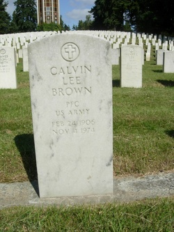 Calvin Lee Brown