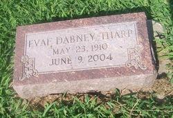 Evae <i>Dabney</i> Tharp
