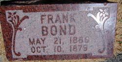 Frank Bond