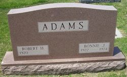 Bonnie J. Adams