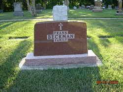 Catherine <i>Beckius</i> Beckman