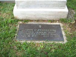 John Clifford Pemberton
