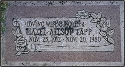 Hazel May <i>Alsop</i> Tapp