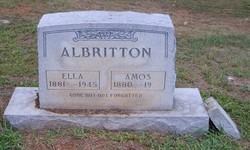 Amos Albritton