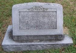 Mary Edith Allison