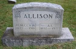 Alexander Lafayette Allison