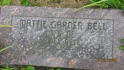Mattie <i>Garner</i> Bell