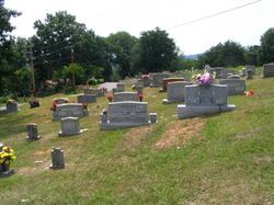 Indian Ridge Baptist Church Cemetery